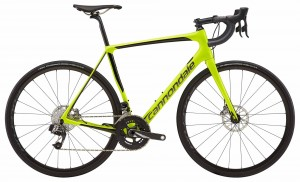 Rower Cannondale Synapse Carbon Disc Red eTap volt/jet black 2018