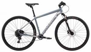 Rower Cannondale Quick CX 2 gray/silver 2018