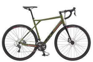 Rower GT Grade CX military green/black 2017