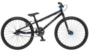 "Rower GT BMX 20"" Pro Series Mini gloss midnight blue 2017"