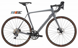 Rower Cannondale Synapse Carbon Disc Ultegra SE stealth gray 2018
