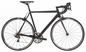 Rower Cannondale CAAD 12 Ultegra r. 56cm black/gray 2018