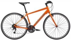 Rower Cannondale Quick 6 orange 2017