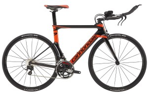 Rower Cannondale Slice 105 red/black 2017
