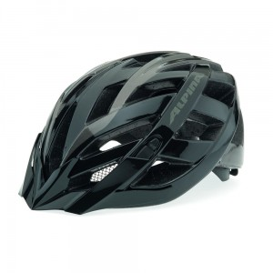 Kask rowerowy Alpina Panoma black/anthracite r. 56-59