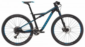 Rower Cannondale Scalpel Si 5 r. L jet black/ultra blue 2018