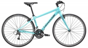 Rower Cannondale Quick Women's 4 turquoise 2017