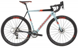 Rower Cannondale SuperX Force CX1 blue/black/acid red 2017
