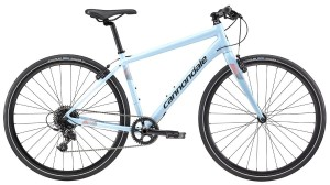 Rower Cannondale Quick Women's 2 blue 2017