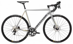 Rower Cannondale CAAD 12 Disc 105 gray 2018