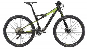 Rower Cannondale Scalpel-Si Carbon Women's 2 anthracite/green 2017