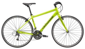 Rower Cannondale Quick 4 acid green 2017