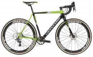 Rower Cannondale SuperX Team green/black 2017