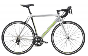 Rower Cannondale CAAD Optimo 105 silver 2017