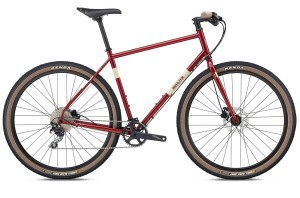 Rower Breezer Radar Cafe maroon/sandstone 2018