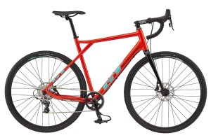 Rower GT Grade CX Rival neon red/black/teal 2017