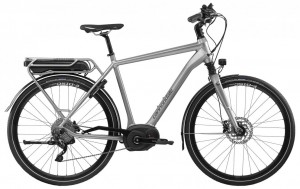 Rower elekt. Cannondale Mavaro Performance 3 Men grey 2017
