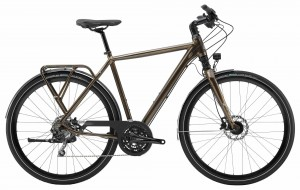 Rower Cannondale Tesoro 1 bourbon 2018