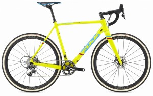 Rower Fuji Altamira CX 1.1 yellow 2018