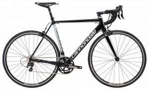 Rower Cannondale CAAD Optimo 105 black/white 2018