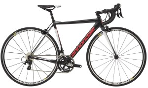 Rower Cannondale CAAD 12 Women's 105 black/strawberry 2017