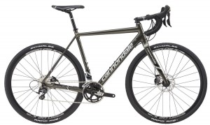 Rower Cannondale CAADX Ultegra anthracite 2017