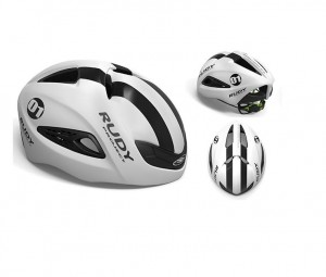 Kask rowerowy Rudy Project Boost 01 white/gph r. L