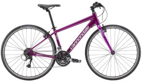 Rower Cannondale Quick Women's 6 purple 2017