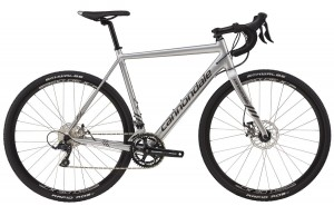 Rower Cannondale CAADX Sora silver 2017