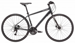 Rower Cannondale Quick 5 Disc black 2018
