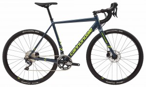 Rower Cannondale CAADX Ultegra slate/gray/volt 2018