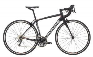 Rower Cannondale Synapse Carbon Women's Tiagra black 2017