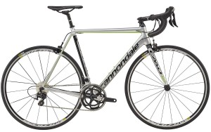 Rower Cannondale CAAD 12 105 silver 2017