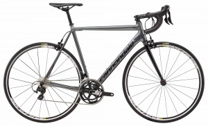 Rower Cannondale CAAD 12 105 r. 56cm gray/jet black 2018