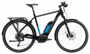 Rower Cannondale Tesoro Neo 1 black/spectrum 2018