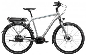 Rower elekt. Cannondale Mavaro Performance 1 Men grey 2017