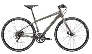 Rower Cannondale Quick Women's 3 Disc anthracite 2017