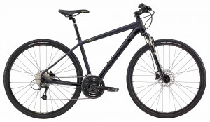Rower Cannondale Quick CX 3 midnight blue 2018