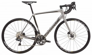 Rower Cannondale Synapse Carbon Disc Ultegra Di2 gray/copper 2018