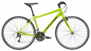 Rower Cannondale Quick 4 acid green 2018