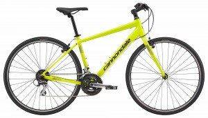 Rower Cannondale Quick 7 neon spring 2018