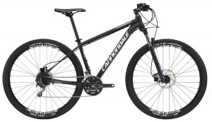 Rower Cannondale Trail 29 4 black 2017