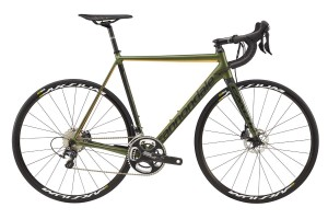 Rower Cannondale CAAD 12 Disc Ultegra vulcan green 2017