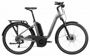 Rower Cannondale Mavaro Neo City 3 gray 2018