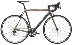 Rower Cannondale CAAD 12 105 gray 2017