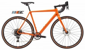 Rower Cannondale SuperX Force 1 SE orange 2018