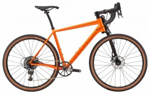 Rower Cannondale Slate Force 1 SE r. L orange 2018