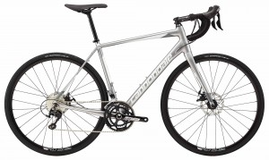 Rower Cannondale Synapse Disc 105 gray/cashmere 2018