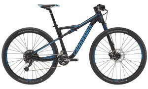 Rower Cannondale Scalpel-Si  5 black/blue 2017