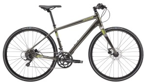 Rower Cannondale Quick 3 Disc anthracite 2017